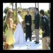 Wedding frame square